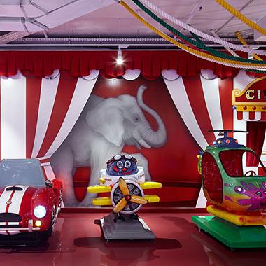 Детский развлекательный центр в ТЦ РИО
